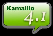Kamailio version 4.1