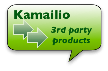 kamailio-3rd-party